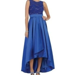 Formal prom gown. New party bridesmaid dresses